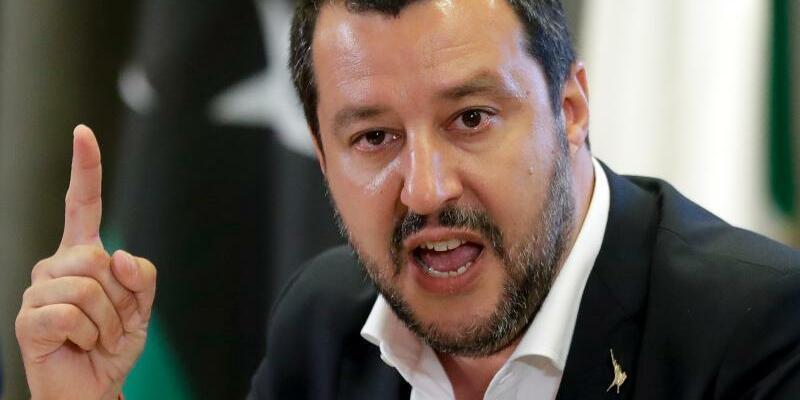 Matteo Salvini - Foto: Andrew Medichini/AP