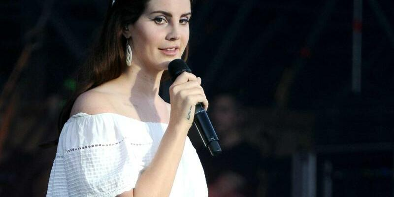 Lana Del Rey - Foto: Hugo Marie/epa