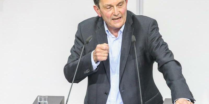 Rolf Mützenich - Foto: Wolfgang Kumm
