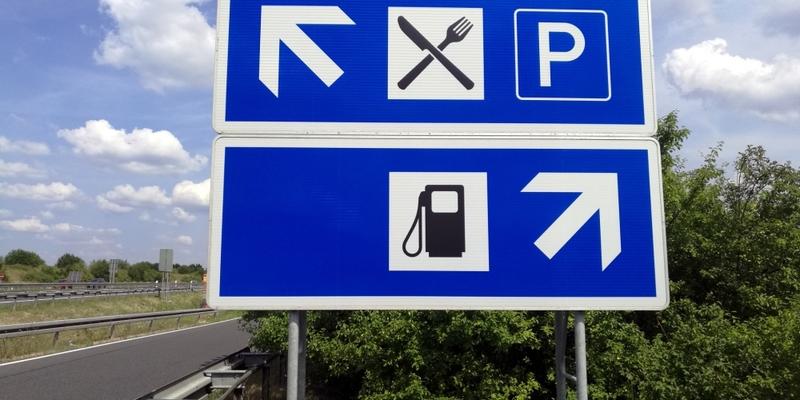 Autobahnraststätte - Foto: über dts Nachrichtenagentur