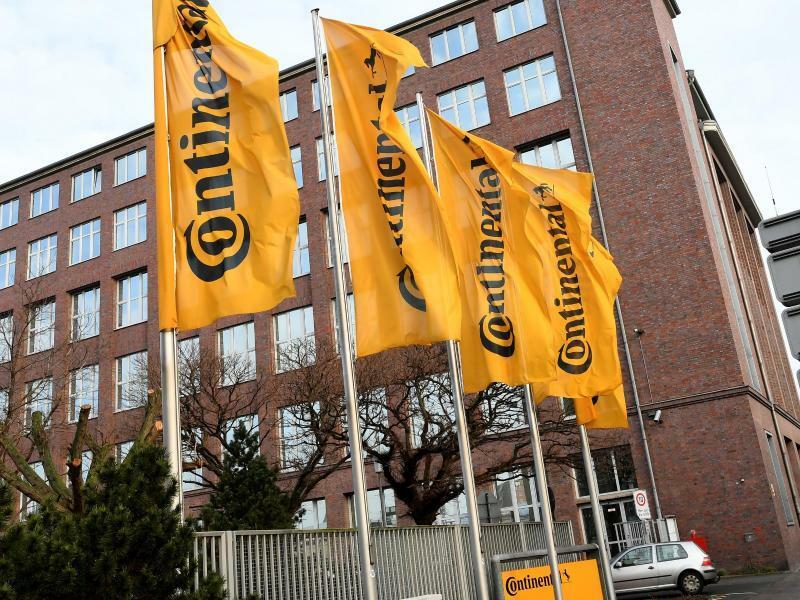 Continental-Hauptverwaltung in Hannover - Foto: Holger Hollemann