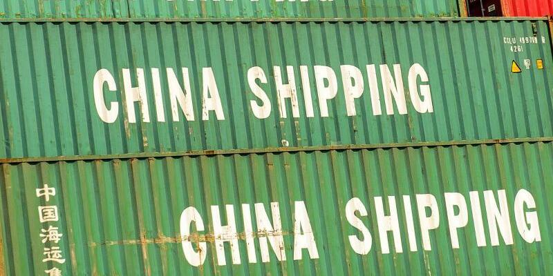 Hafen von Shanghai - Foto: Ole Spata