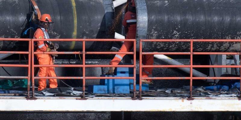 Nord Stream 2 - Foto: Stefan Sauer