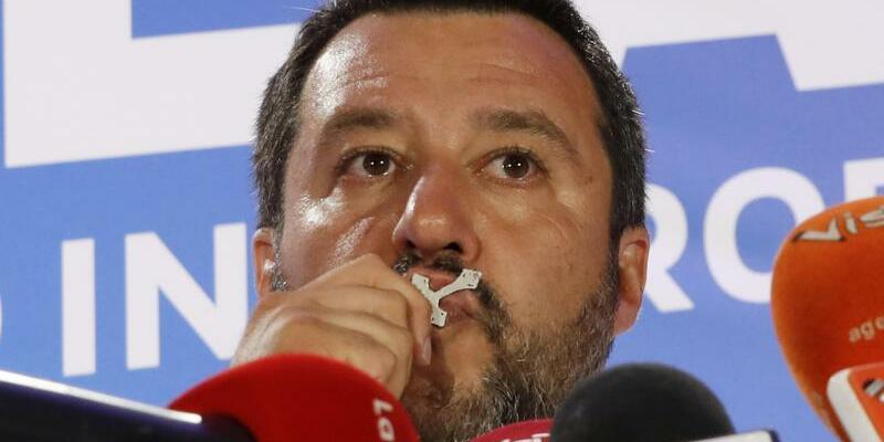 Matteo Salvini - Foto: Antonio Calanni/AP