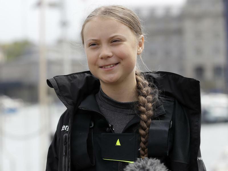 Greta Thunberg - Foto: Kirsty Wigglesworth/AP