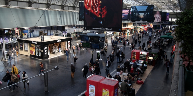 Bahnhof Paris-Est - Foto: über dts Nachrichtenagentur