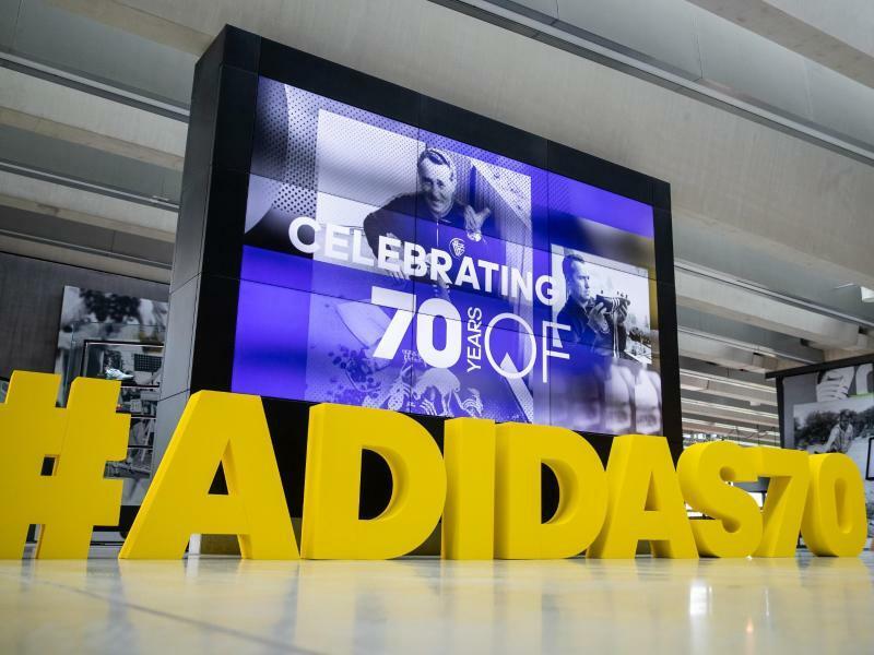 Adidas wird 70 - Foto: Daniel Karmann