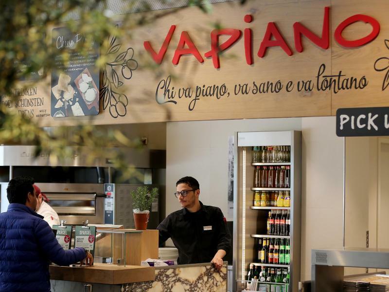 Vapiano - Foto: Oliver Berg
