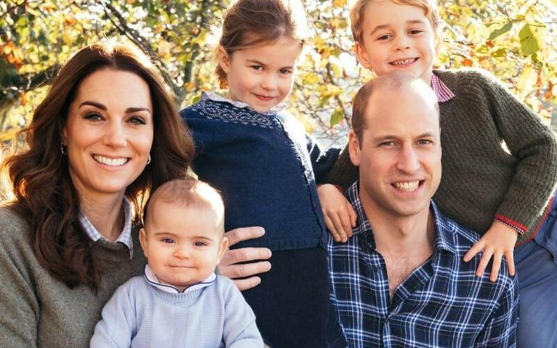 Prinz William und Herzogin Kate mit Familie - Foto: Matt Porteous
