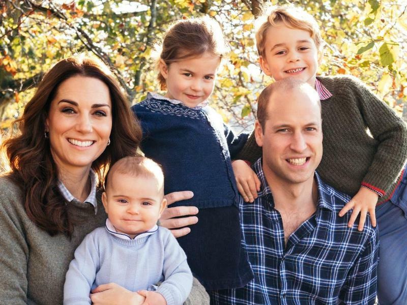 Prinz William und Herzogin Kate mit Familie - Foto: Matt Porteous