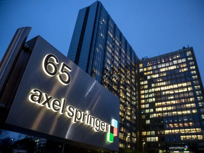 Axel Springer SE - Foto: Michael Kappeler