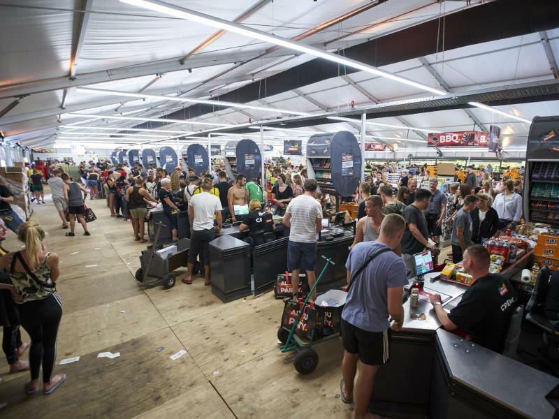 Deutschlands Discounter erobern Musikfestivals - Foto: Sebastian Knoth/Penny Markt GmbH