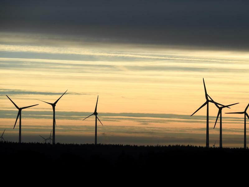 Windenergie - Foto: Carsten Rehder