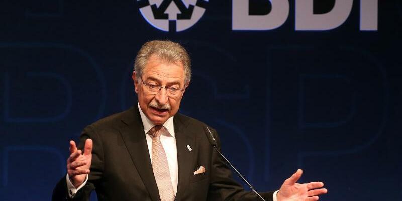BDI-Präsident Kempf - Foto: Wolfgang Kumm