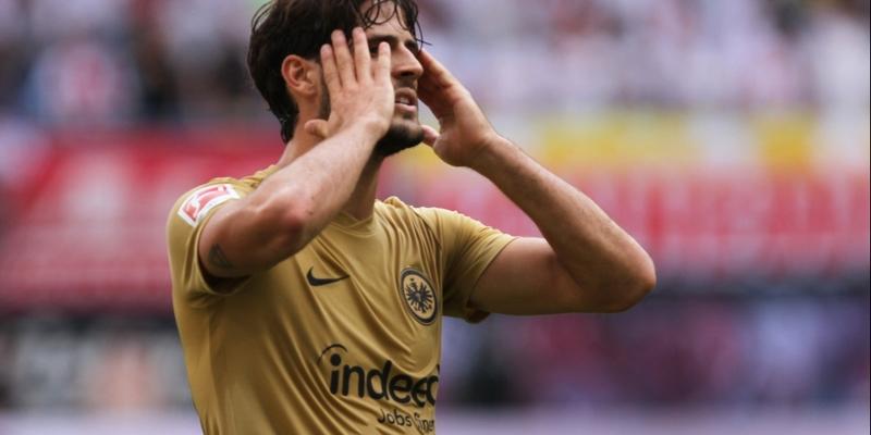 Gonçalo Paciência (Eintracht Frankfurt) - Foto: über dts Nachrichtenagentur