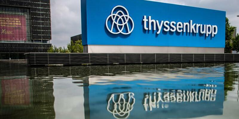 Thyssenkrupp - Foto: Guido Kirchner