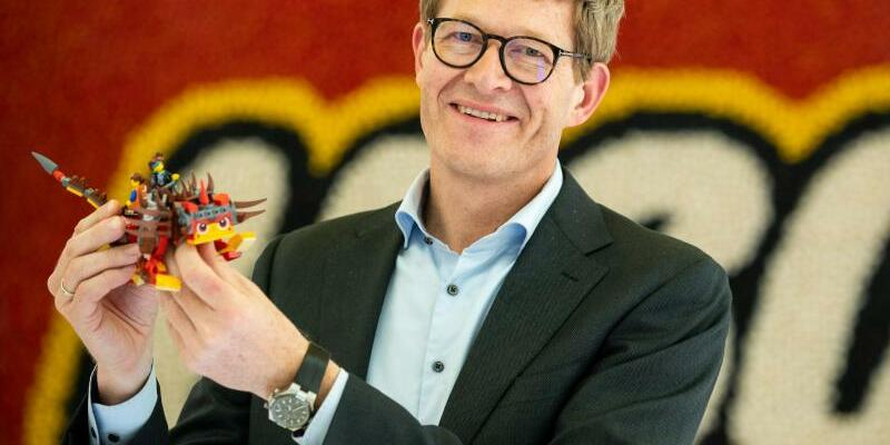 Lego Geschäftsführer Christiansen - Foto: Daniel Karmann