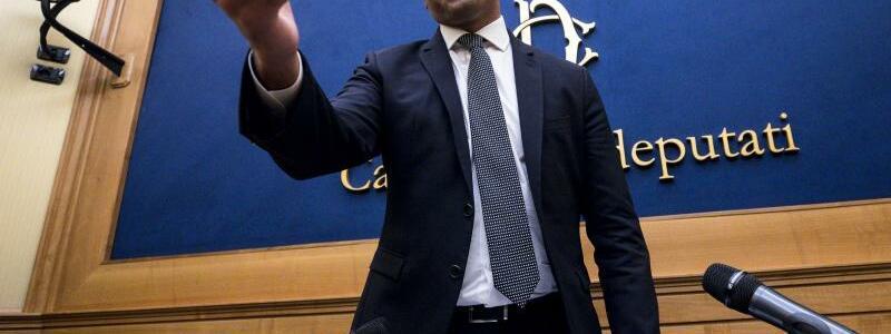 Luigi di Maio - Foto: Angelo Carconi/ANSA/AP