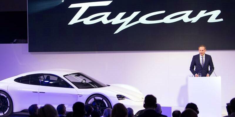 Porsche Taycan - Foto: Sebastian Gollnow