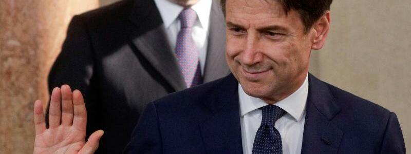 Giuseppe Conte - Foto: Gregorio Borgia/AP