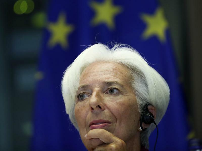 Christine Lagarde - Foto: Francisco Seco