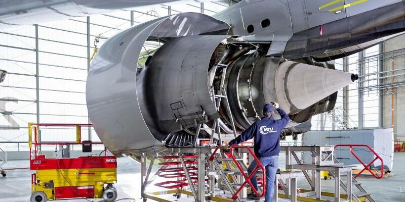 Dax-Aufsteiger MTU - Foto: MTU Aero Engines AG