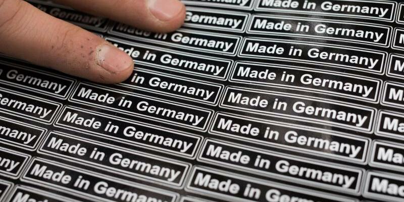 «Made in Germany» - Foto: Frank Rumpenhorst
