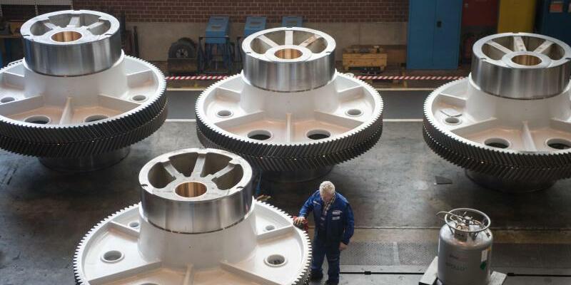 Maschinenbau - Foto: Marijan Murat