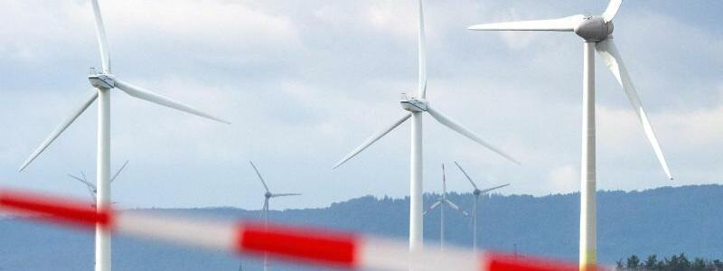 Windkraftanlage - Foto: Sina Schuldt