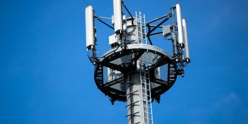 Ausbau des Mobilfunknetzes - Foto: Jens Büttner