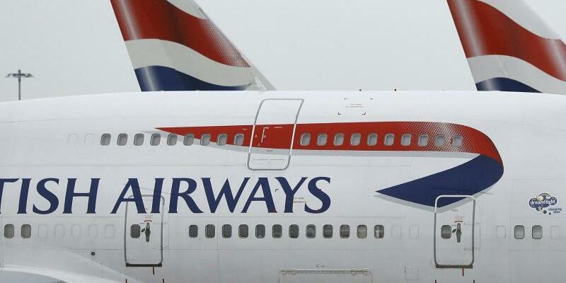 British Airways - Foto: Frank Augstein/AP