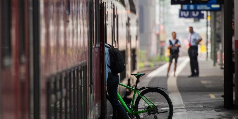 Fahrradmitnahme - Foto: Andreas Arnold