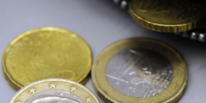 Geldmünzen - Foto: Angelika Warmuth