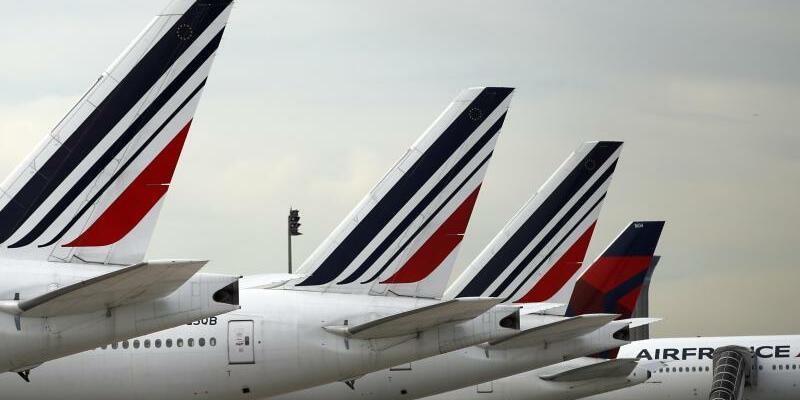 Air France - Foto: Christophe Ena/AP