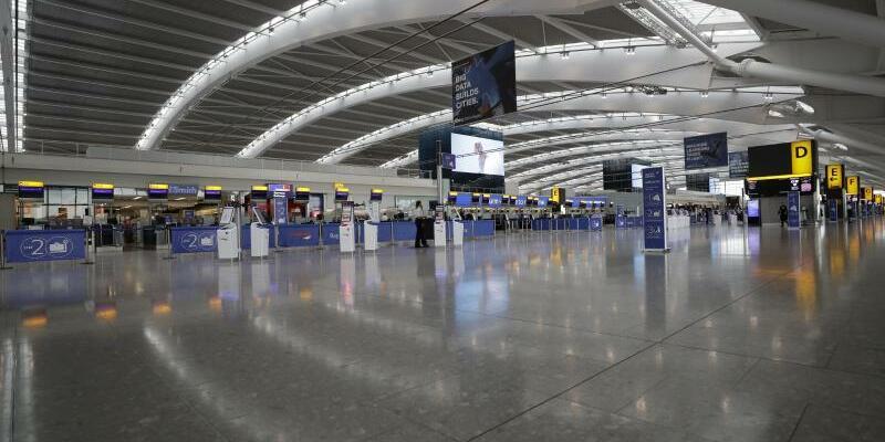 Leerer Terminal - Foto: Matt Dunham/AP