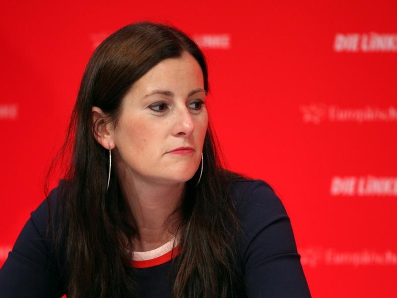 Janine Wissler - Foto: über dts Nachrichtenagentur