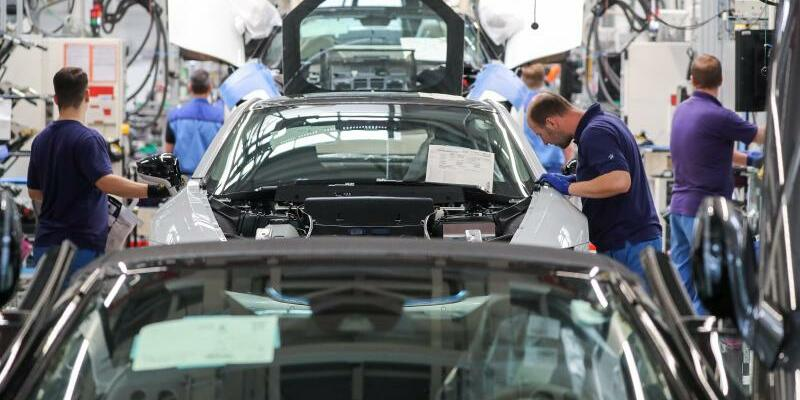 Autoindustrie - Foto: Jan Woitas