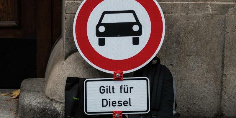 Dieselfahrverbot - Foto: Andreas Arnold