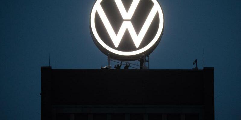 VW-Logo - Foto: Julian Stratenschulte