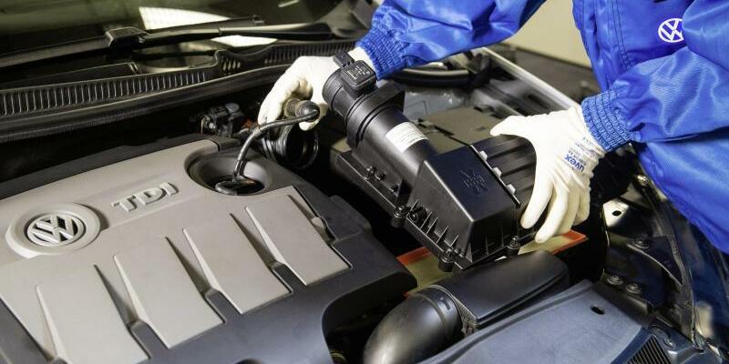 VW-Umrüstung - Foto: Volkswagen