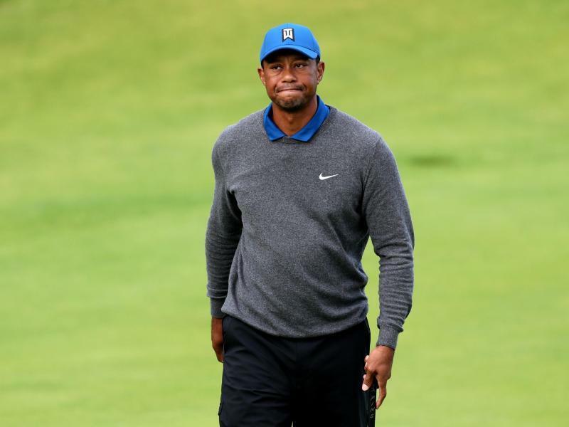Tiger Woods - Foto: David Davies/PA Wire