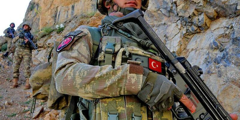 Patrouille - Foto: Umit Kozan/Depo Photos via ZUMA Wire/Archiv