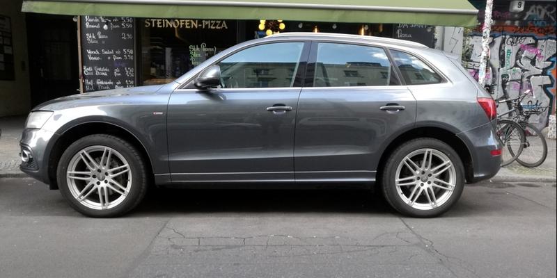 Audi Q5 SUV - Foto: über dts Nachrichtenagentur