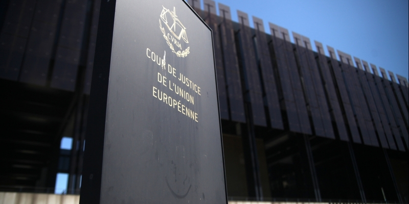 Europäischer Gerichtshof - Foto: über dts Nachrichtenagentur