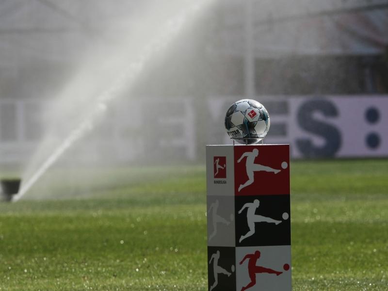 Bundesliga-Fußball vor dem Anstoß - Foto: über dts Nachrichtenagentur
