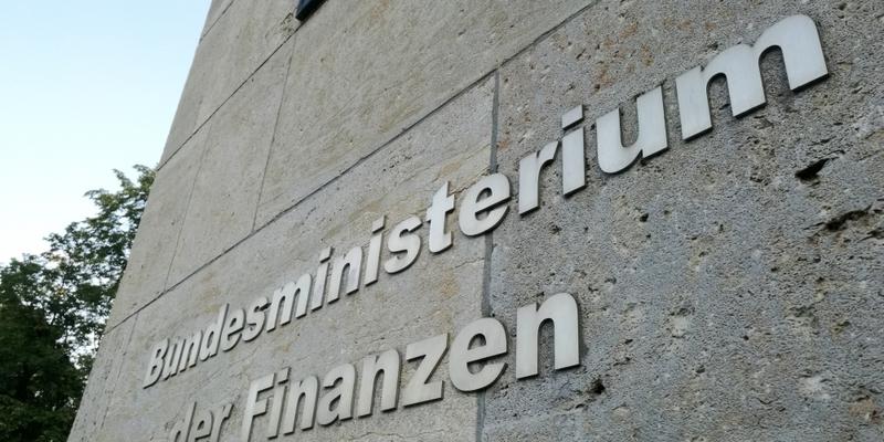 Finanzministerium - Foto: über dts Nachrichtenagentur