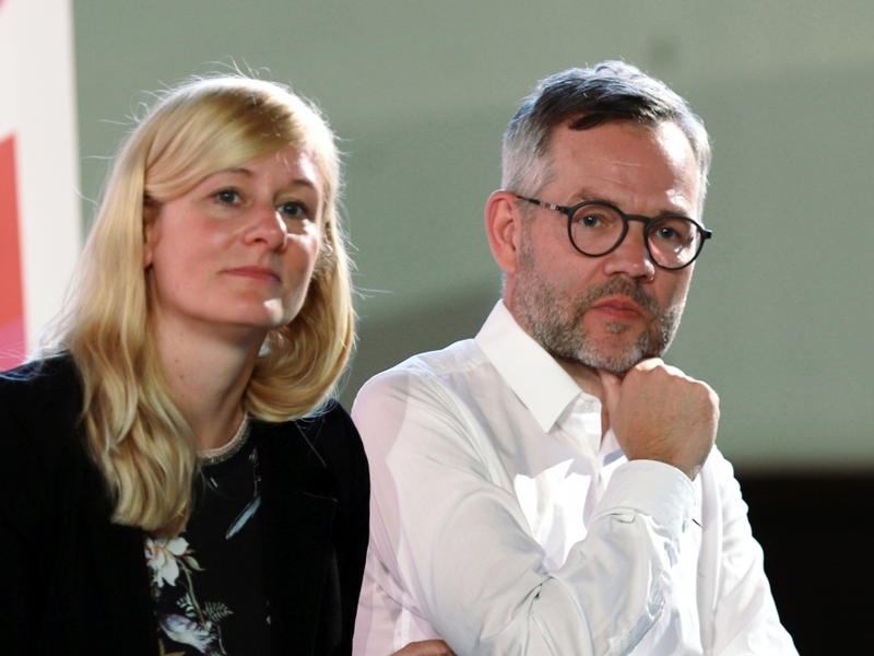 Christina Kampmann und Michael Roth - Foto: über dts Nachrichtenagentur