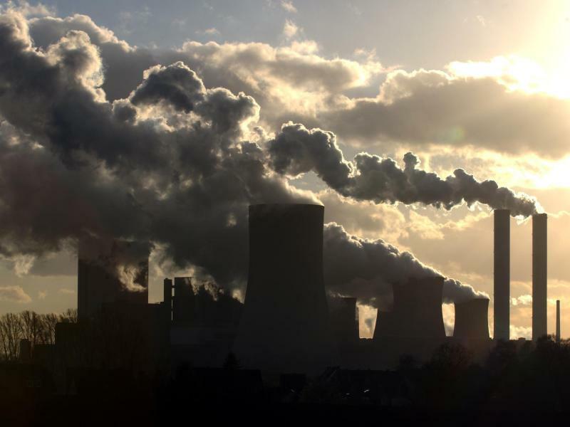 Emissionen - Foto: Horst Ossinger/Symbol