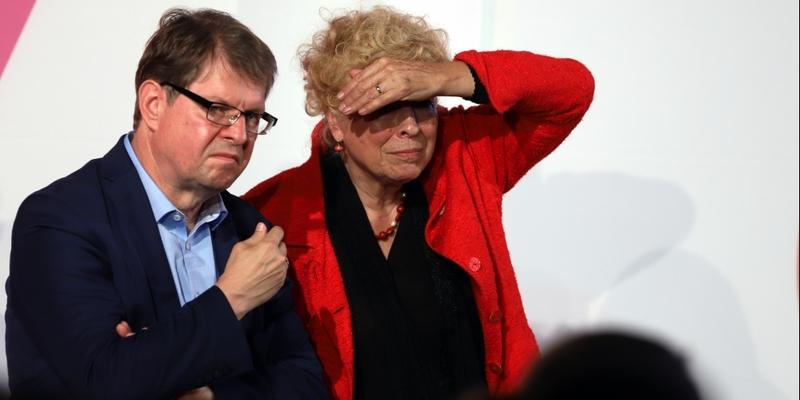 Ralf Stegner und Gesine Schwan - Foto: über dts Nachrichtenagentur