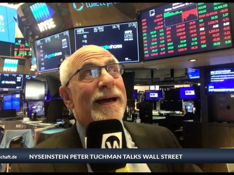Zunächst war der Markt geprägt von grünen Zahlen. Zur Mitte des Tages brach er jedoch ein und erholte sich zunächst nicht mehr. Die Einzelheiten berichtet NYSEinstein Peter Tuchman in seinem Inside Wirtschaft-Blog von der Wall Street. - Foto: anlegerverlag.de